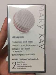 Mary Kay Skinvigorate Replacement Brush Heads (pk2)