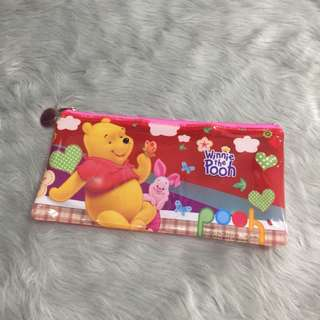 Winnie The Pooh Pencil Case Pouch