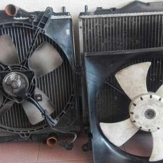 radiator wira