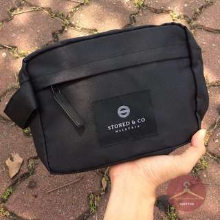 Stoned & Co Clutch Bag
