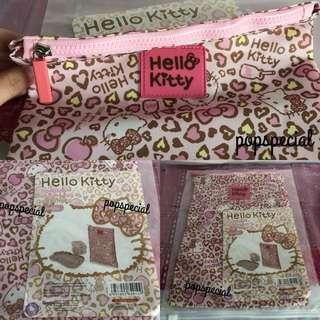 Last PCS left Hello Kitty Travel Laundry ZIP Bag