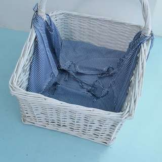 Basket for pets or groceries