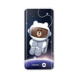 Samsung 5200 mAh LINE FRIENDS FC Battery Pack