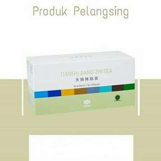 Teh Pelangsing Tiens (Jiang Zhi Tea)