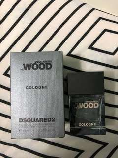 DSQUARED2 EDC POUR HOMME (HE WOOD)