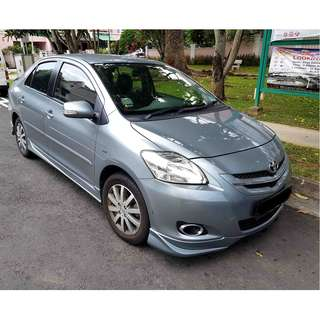 Cheapest Toyota Vios for car rental / leasing, suitable for grab / uber / personal with lowest rates