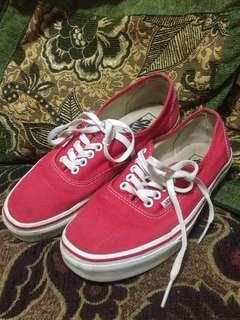 Vans classic (Red)