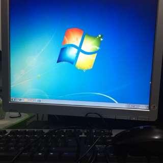 HP 8200 i7-2600 CPU @ 3.40GHz