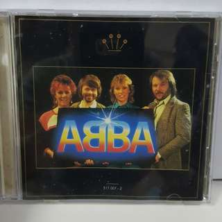 Cd English ABBA