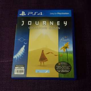 """Playstation 4 Game """"Journey"""""""