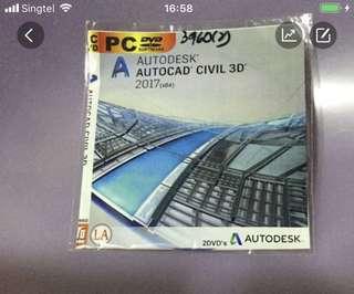 Auto cad civil 3D