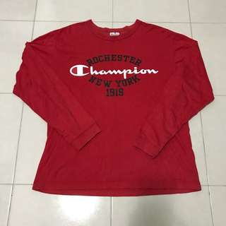Champion Long Sleeves