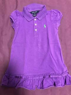 Authentic Polo Ralph Lauren Dress