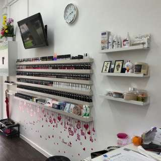 Nail Saloon Shop for TakeOver