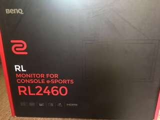 "BenQ Zowie RL2460 24"" inch eSports Gaming Monitor"