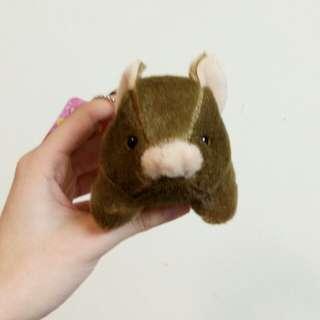 🚚 野豬玩偶 掛飾 娃娃