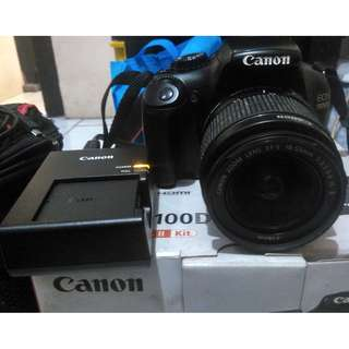 canon eos 1100D second