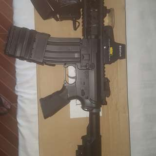 ENC 802 Airsoft M4 Rifle