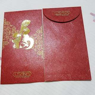 Usana Life Sciences Red Packet