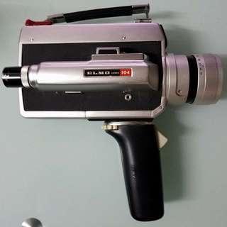 70~80年代 超8米厘攝錄機,入電無反應,估計不能用,機身有花痕,電池倉有生秀,老香港懷舊物品古董(存放在12)