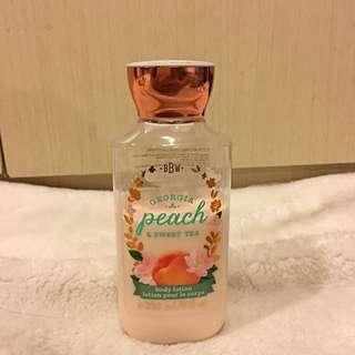 Bath And Body Works Peach Sweet Tea