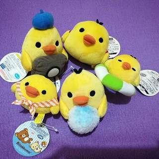 Kiiroitori- Rilakkuma Plush Toys