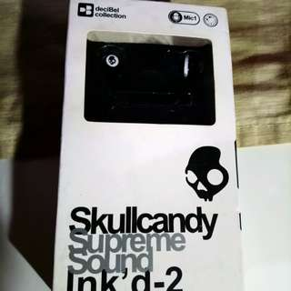 Skullcandy Supreme Sound Earphone