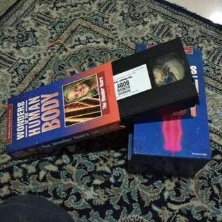 Video tape 90s