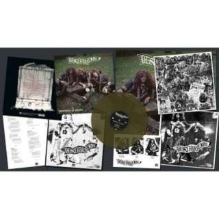 Destruction - Sentence Of Death (US Cover)Vinyl LP + Poster+Green 500pc