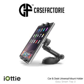 iOttie Easy Smart Tap 2 Car & Desk Universal Mount Holder for Tablet Devices