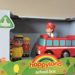 ELC happy land mainan original