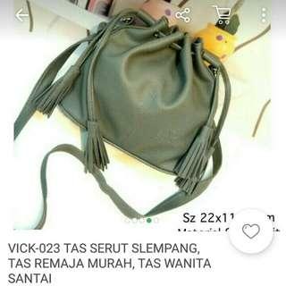Tas selempang/ sling bag Serut