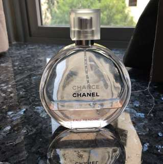 Chanel Chance perfume EDT