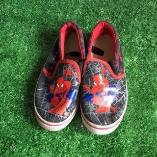 Black Spiderman Shoes