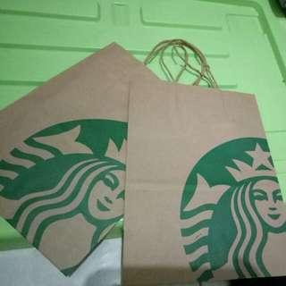 Paper Bag Starbuck