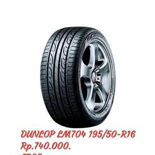 DUNLOP LM704 195/50-R16