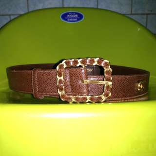 Chanel古董腰帶