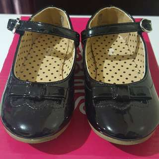 Mothercare Black Dress Shoes