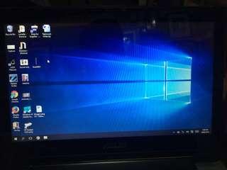 Asus laptop tp300LA