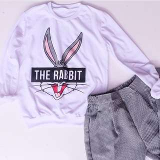 SWEATER RABBIT BERSHKA