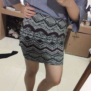 Pullandbear shortskirt