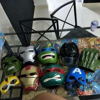 Masks selling in bulk