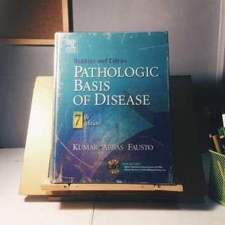 Robbins Pathologic Basis of Disease (7th ed.)