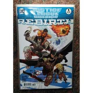 #1-12 DC 漫畫 正義聯盟 DC comics DC universe  美國正義聯盟