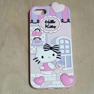 Hello Kitty iPhone 5S Case, Handphone Accessories