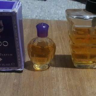 Mcm 5ml and treson lancome 20 ml original perfume