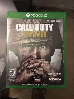 Call of Duty WW2 - Xbox One (COD WW2)