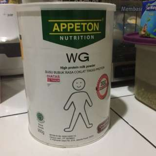 APPETON WEIGHT GAIN ADULT