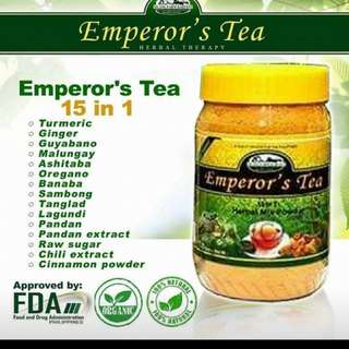 Emperors Tea 350gms (Cheapest)