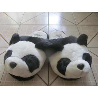 Panda Bedroom Slippers